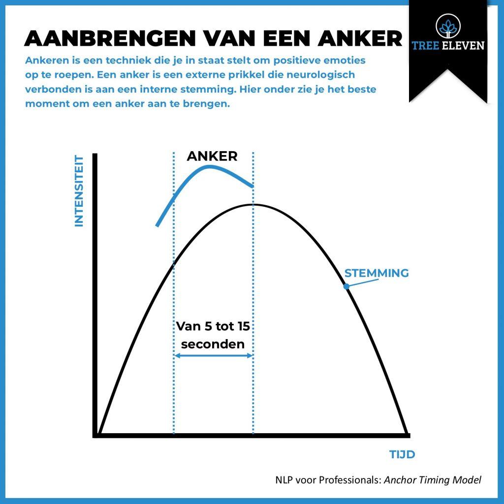NLP voor professionals Aanbrengen van een Anker Tree Eleven