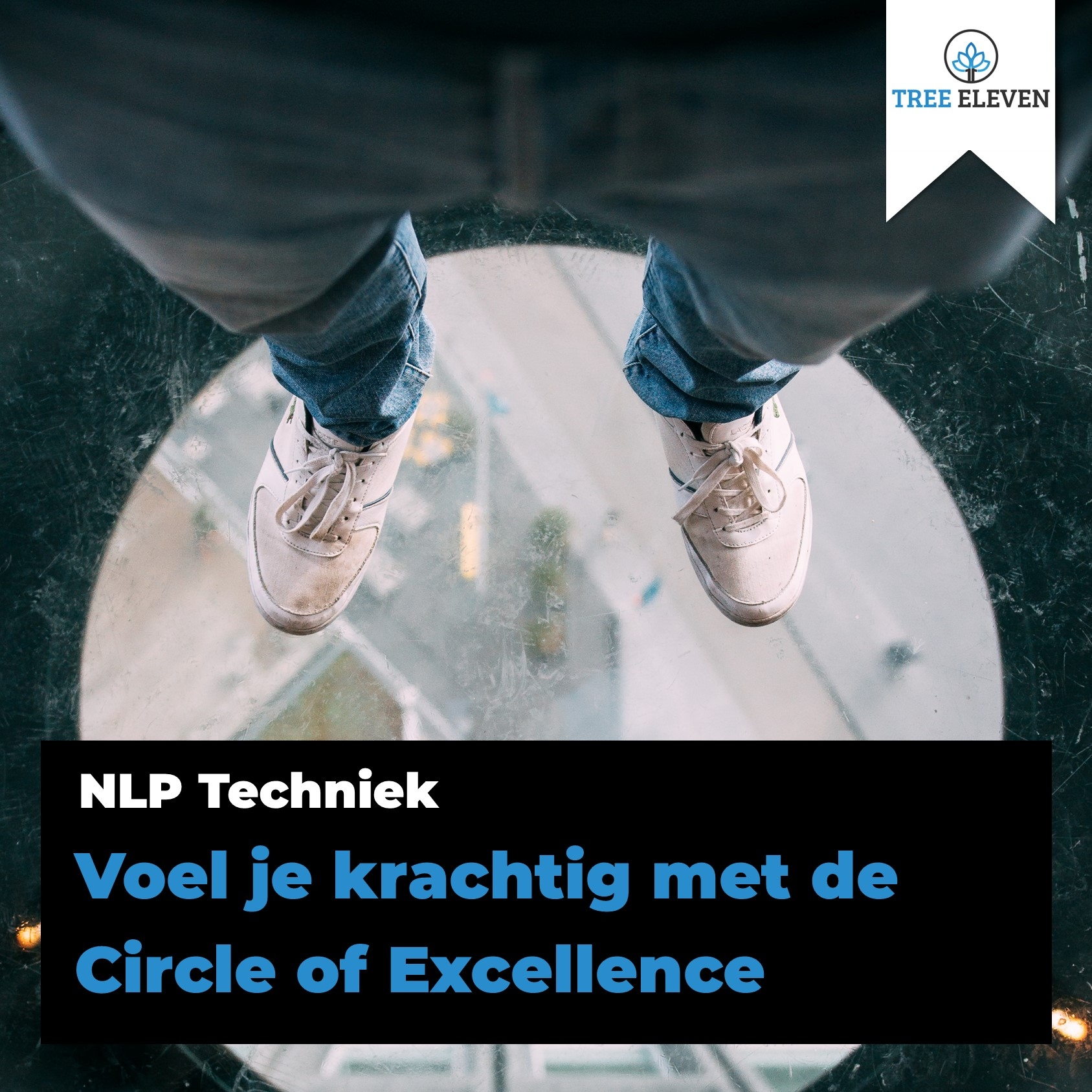 Circle of Excellence NLP Techniek