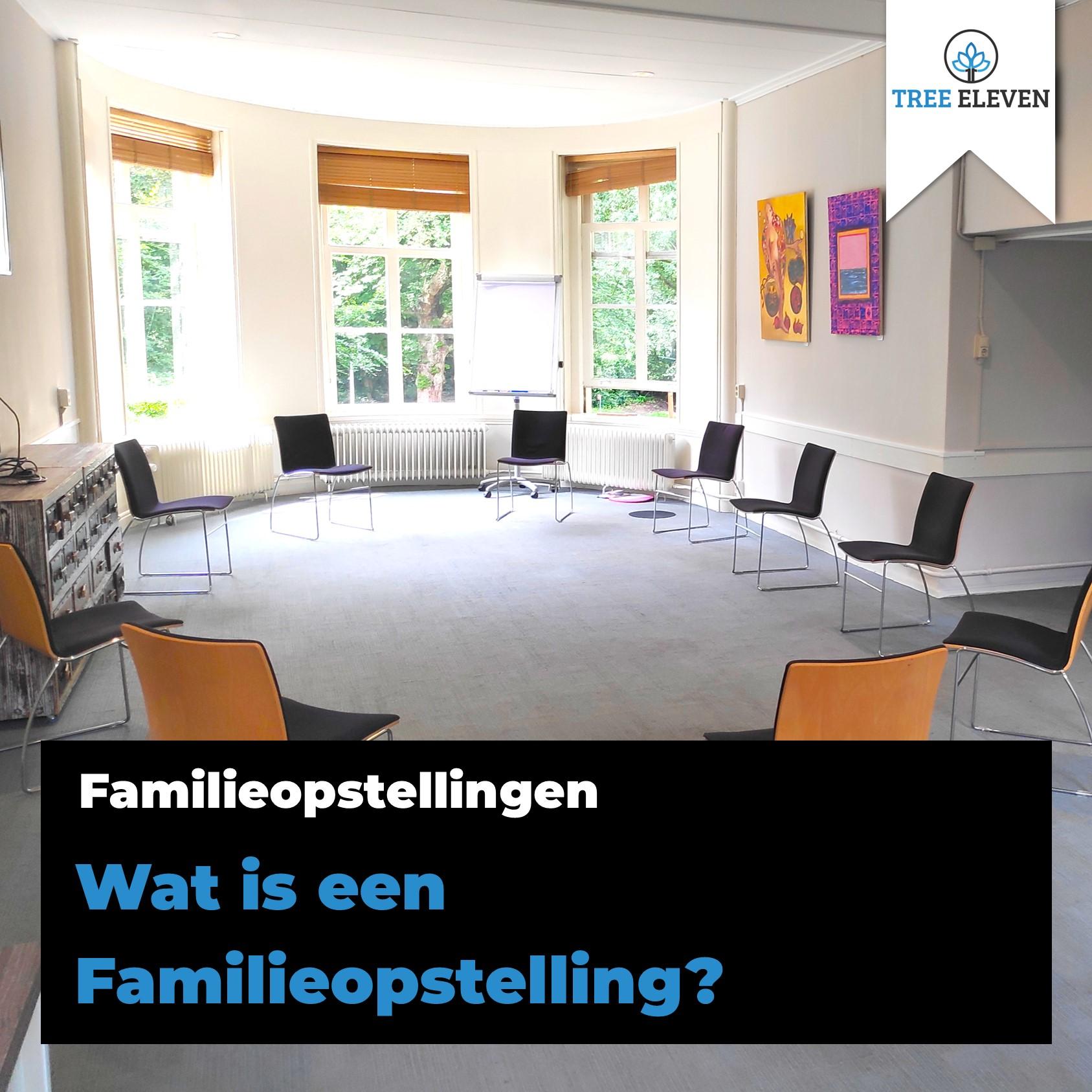 Familieopstelling - Tree Eleven Utrecht