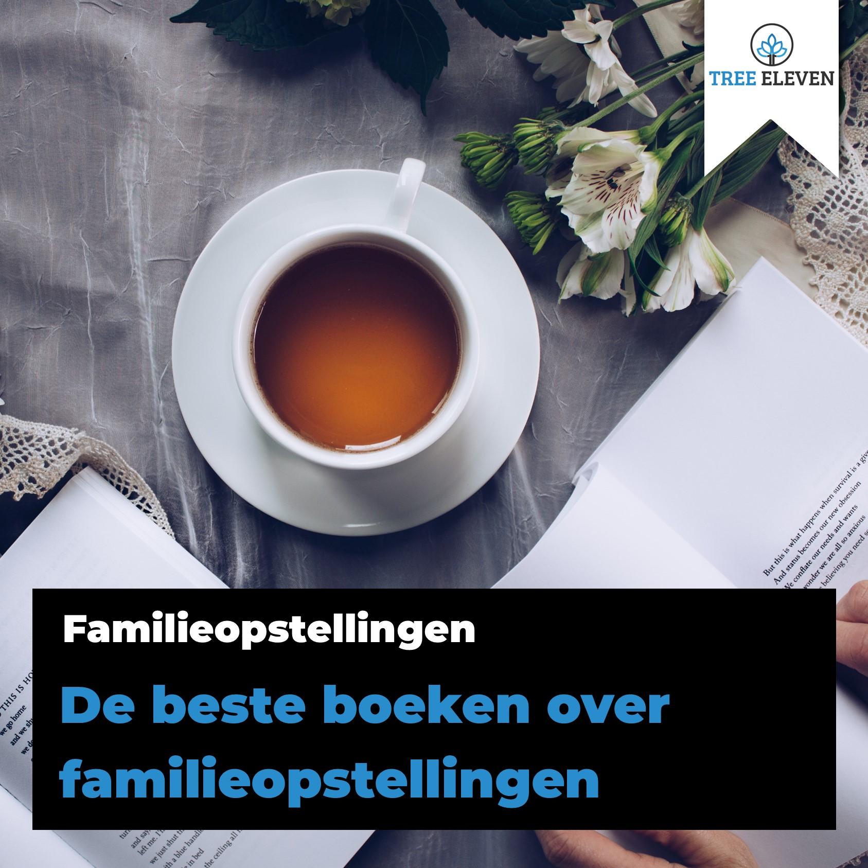 Beste boeken familieopstellingen, systemisch werk en organisatieopstellingen