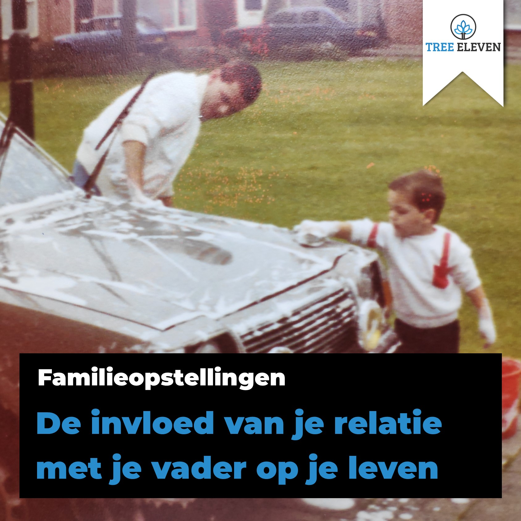 De relatie met je vader - familieopstellingen